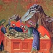 Burial 1311 Art Print