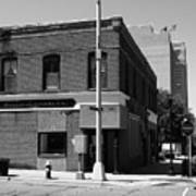Burlington, Nc - Main Street And Front Art Print