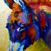 Burro II Art Print