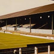 Bury - Gigg Lane - North Stand 1 - 1969 Art Print