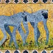 Bushveld Bliss Art Print