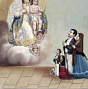 Bustos: Worship, 1879 Art Print