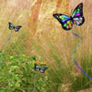 Buterflies Dream Art Print