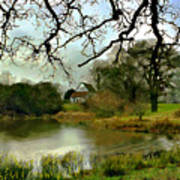 Butlers Retreat Epping Forest Uk Art Print