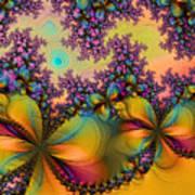Butterflies 1 Art Print