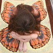 Butterfly 053 Art Print
