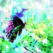 Butterfly Fantasty Art Print