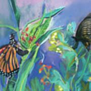 Butterfly Mammas Art Print