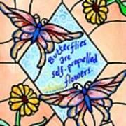 Butterflywhispers1 Art Print