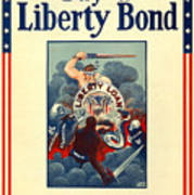 Buy Liberty Bonds Art Print