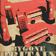 Bygone Britain 1983 Art Print