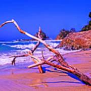 Byron Beach Australia Art Print