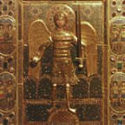 Byzantine Art: St. Michael Art Print