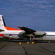 C-7, Netherlands Air Force, Rnaf, Nederlandse  Art Print