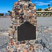 Ca-442 Death Valley 49ers Gateway Art Print
