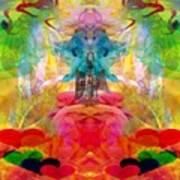 Ca-the-na-goddess-mohave Art Print