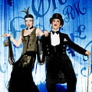 Cabaret, From Left Liza Minnelli, Joel Print by Everett