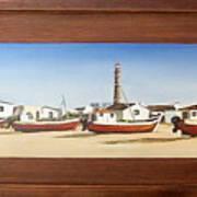 Cabo Polonio 2 Art Print