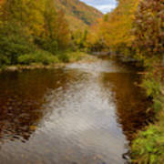 Cabot Trail Autumn 2015 Art Print