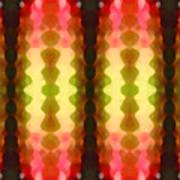 Cactus Vibrations 1 Art Print