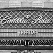 Cadillac Palace Art Print