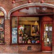 Cafe - Westfield Nj - Tutti Baci Cafe Art Print