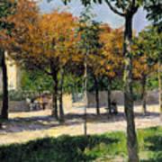 Caillebotte: Argenteuil Art Print by Granger