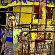 Cairo 07 Art Print
