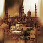 Cairo Egypt Art 03 Art Print