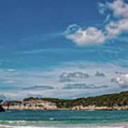 Cala Galdana Bay Menorca Art Print