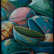 Calabash Art Print