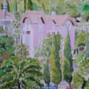 Caldas Da Monchique Art Print