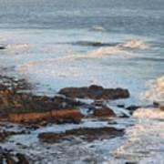 California Coast 0550 Art Print