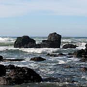 California Coast 13 Art Print