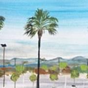 California Painting Art Print