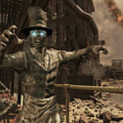 Call Of Duty Black Ops Art Print