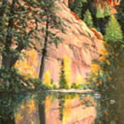 Call Of The Canyon Art Print