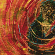 Call To Prayer - Bgctp Art Print