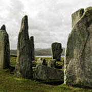 Callanish Stones Art Print