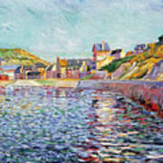 Calvados Print by Paul Signac