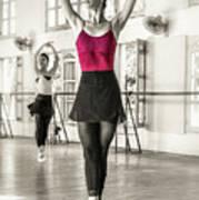Camaguey Ballet 1 Art Print