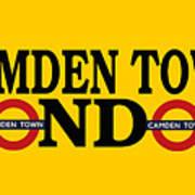Camden Town Art Print