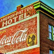 Cameron Patterson Hotel Art Print