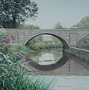 Camillus Canal Art Print