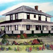 Cammidge House Art Print