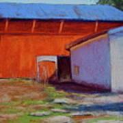 Campbell Farm Art Print