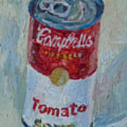 Campbell's Soup Art Print