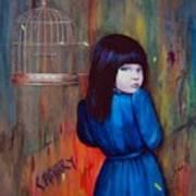 Canary Art Print