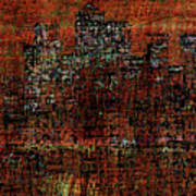 Canary Wharf 4 Art Print