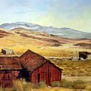 Canderia Nevada Art Print by Evelyne Boynton Grierson